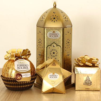 The Special Ferrero Rocher Set: Ramadan Gift Ideas