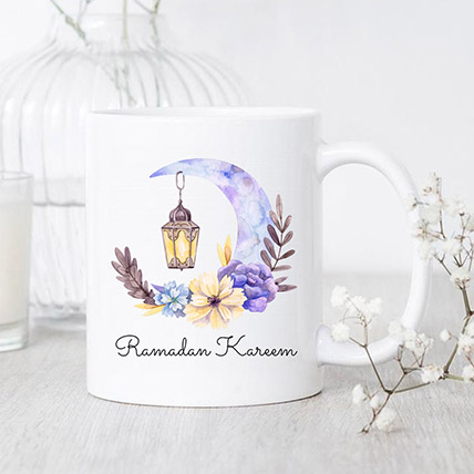 Ramadan Greetings Mug: Ramadan Personalised Gifts