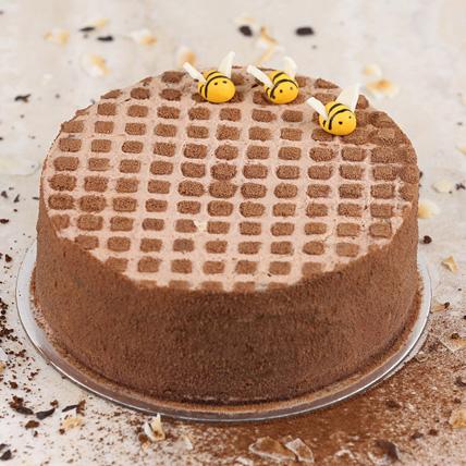 Delicious Chocolate Honey: Best Chocolate Cake in Dubai