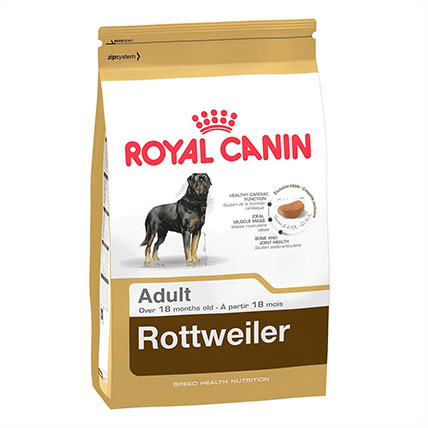 Breed Health Nutrition Rottweiler Adult 12 Kg: Pet Supply
