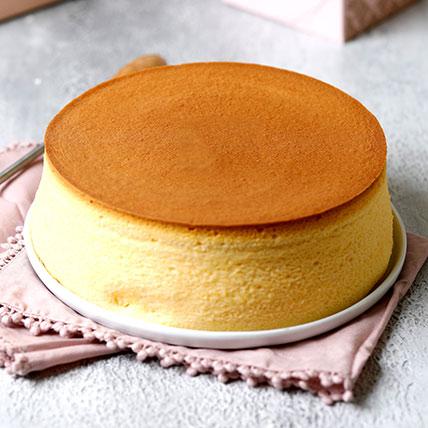 Japanese Cheesecake Vanilla 4 Portion: Cheesecakes Delivery Dubai