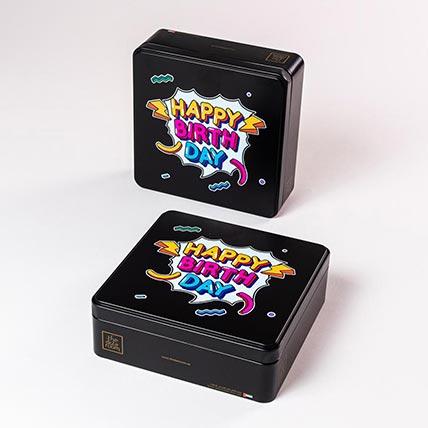 Stuffed Dates Birthday Box: Birthday Gift Ideas