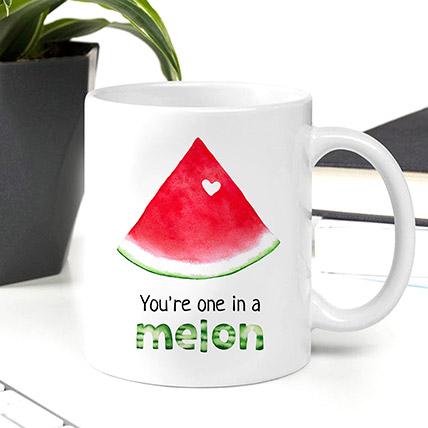You Are My Melon Mug: Personalized Mugs Dubai