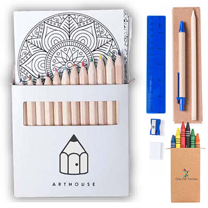 Stationery Set: Back to School Gifts