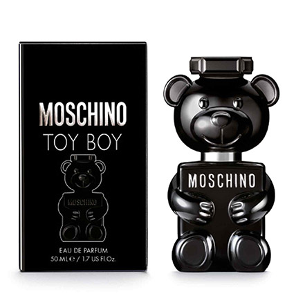Moschino Toy Boy EDP For Men 50ml: Perfume for Men