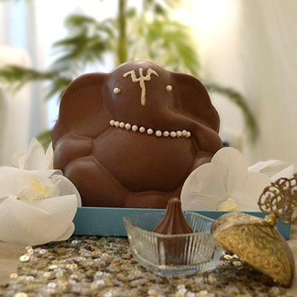 Chocolate Ganapathi 1 Kg: Ganesh Chaturthi Gifts