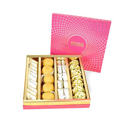 Sweets Box: Indian Sweets