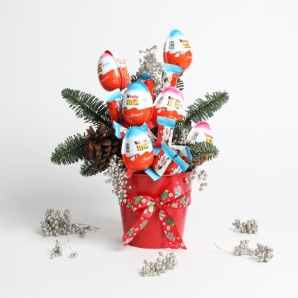 Kinder Joy Christmas Delight: christmas chocolates