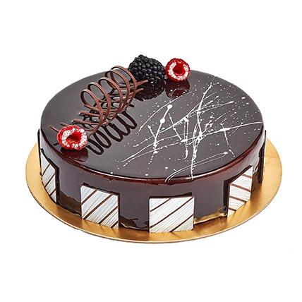 Chocolate Truffle Birthday Cake: Birthday Gifts for Kids