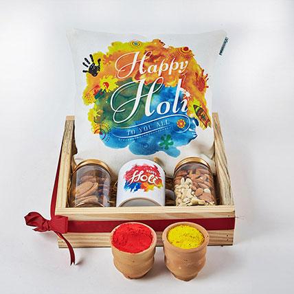 Holi Gift Hamper: Holi Gifts
