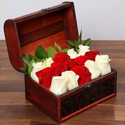 St George Day Treasured Roses: