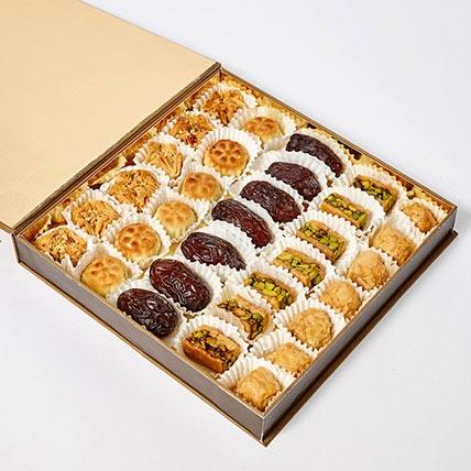 Premium Arabic Sweets Box: Eid Gifts