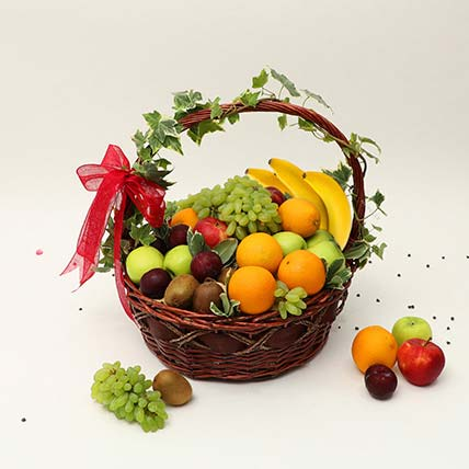 Juicy Fruits Basket: Food Gifts