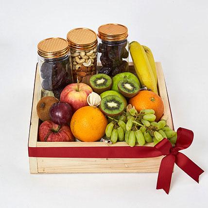 Nuts and Fruits Hamper: Dry Fruit Hampers