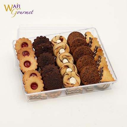 Petit Four Assorted Cookies: Cookies