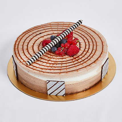 4 Portion Triple Chocolate: Cakes