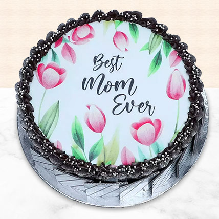 Best Mom Ever cake: Gifts for Mother