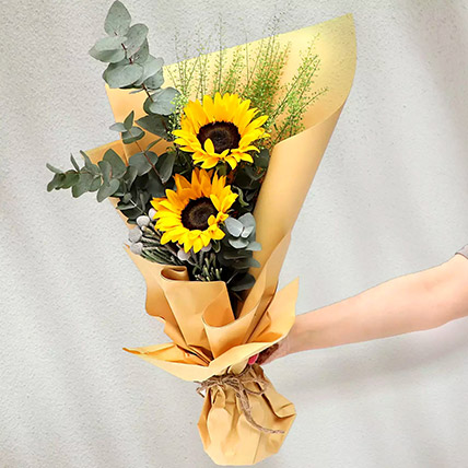 Bouquet Of Sunshine: I Am Sorry Gifts
