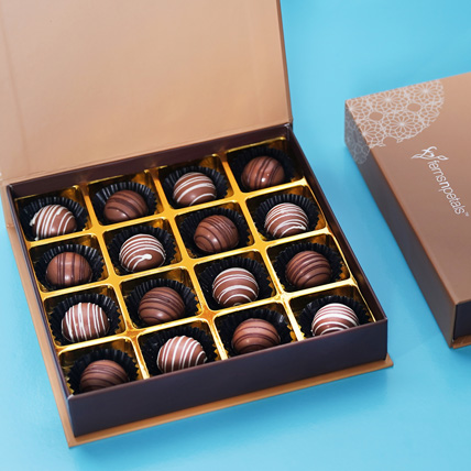 Box of Gourmet Chocolate: Birthday Gifts for Friend