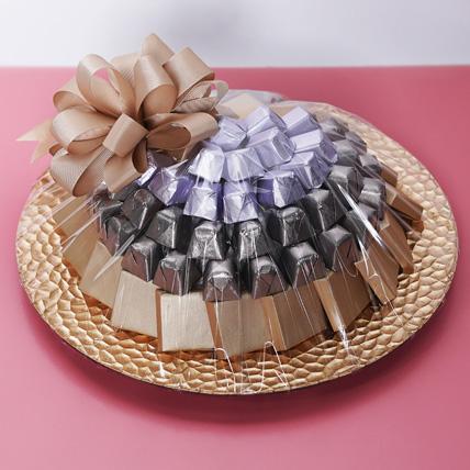 1 Kg Belgium Chocolate Tray : Best Chocolate in Dubai