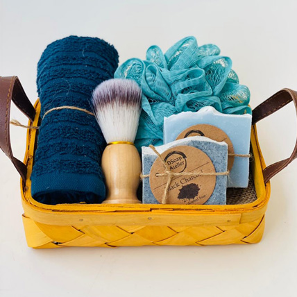 The Handsome Kit For Him: Personal Care Products