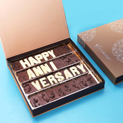 Happy Anniversary Chocolate: Best Chocolate in Dubai