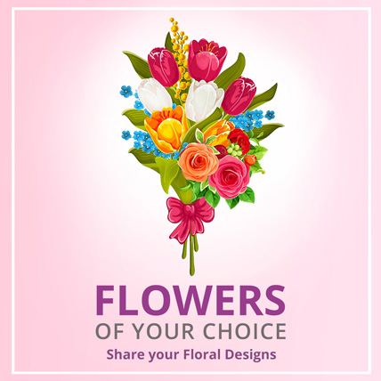 Customized Flowers: Flower Bouquets