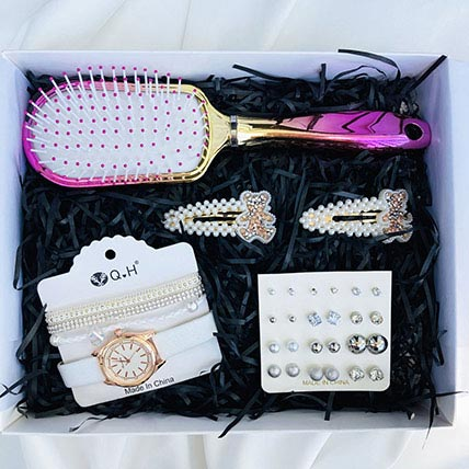 Baby Girl Shower Adorable Hamper: Accessories For kids