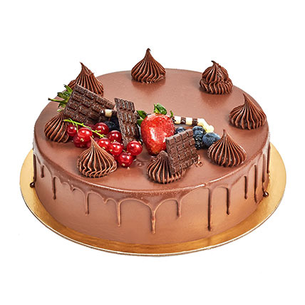 Fudge Cake:  Gift Delivery