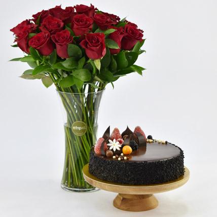 Pure Romantics: Birthday Flowers & Cakes