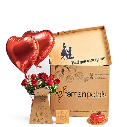 Box Full Of My love For you: Personalised Combos