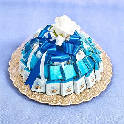 It's a Boy Chocolate Platter: Newborn Baby Gifts