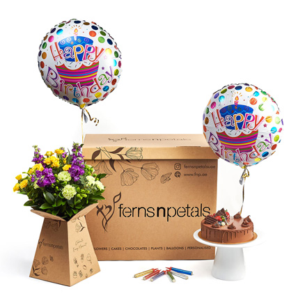 Surprise Birthday Wishes Box: New Arrival Combos