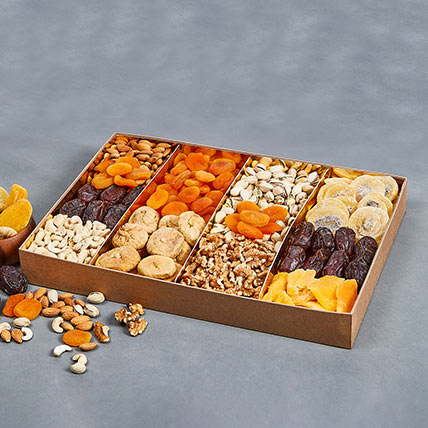 Its Dried and Dry Bites Box: New Arrival hampers