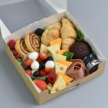 Breakfast Feast Box: Free Shipping Gifts