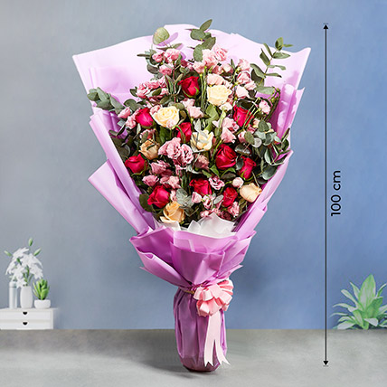 It's You and The Beauty of Flowers: Flowers for Friendship Day
