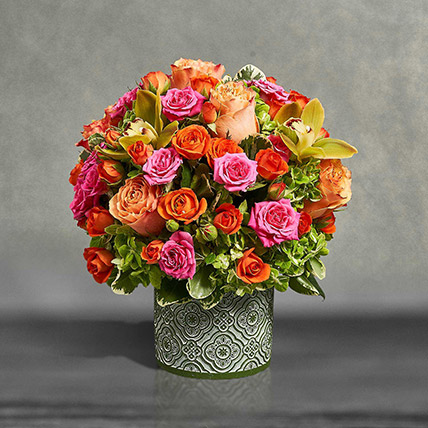 Flowers Don't Tell They Show: Premium Gifts