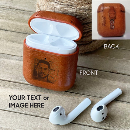 Personalised Engraved Airpod Cover: Accessories