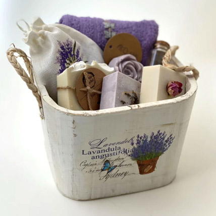 For the love of Lavender: Personal Care Products