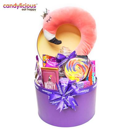 Flamingle Hamper Large: Candylicious