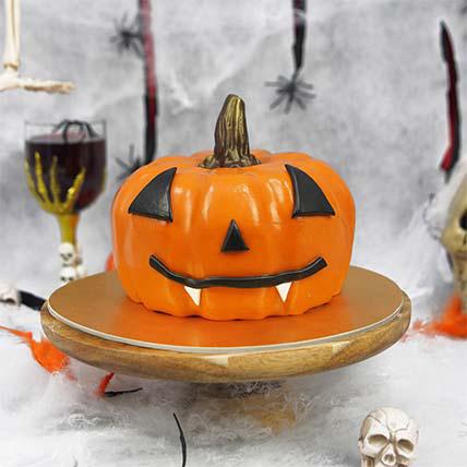 Evil Pumkin Cake: Halloween Gifts