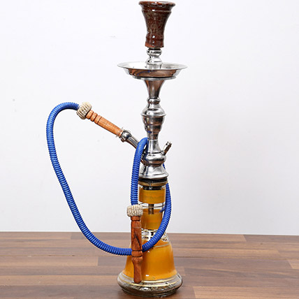 Yellow Sheesha: Hookah in Dubai