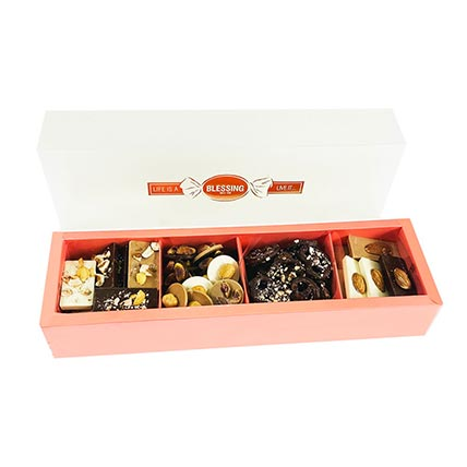 Tasali Love Medium Assorted Chocolate Gift Box: Gifts Delivery Lebanon