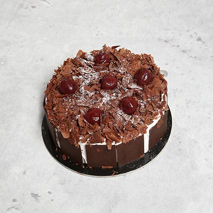 4 Portion Blackforest Cake OM:  Cake Delivery Oman