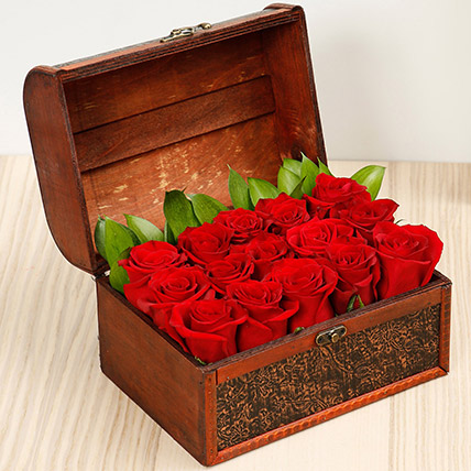 Treasured Roses OM: