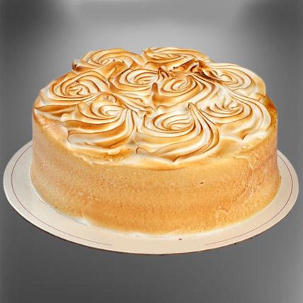 Brazo Gelato Meringue Cake PH:
