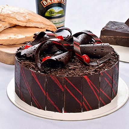 Delicious Choco Baileys Cake PH: Send Cake to Philippines