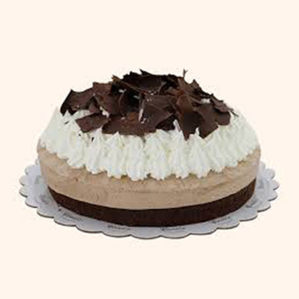 Tempting Chocolate Mousse Cake PH: