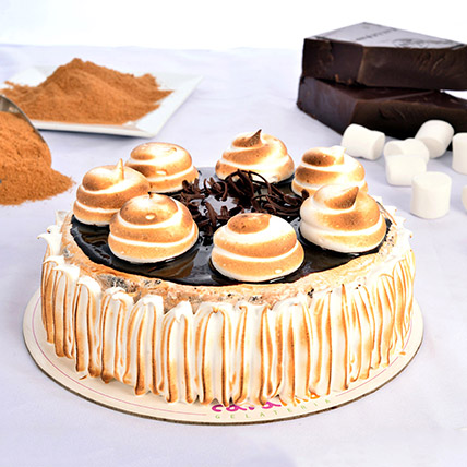 Yummy Chocolate Marshmallow Cake PH: Gift Delivery Philippines