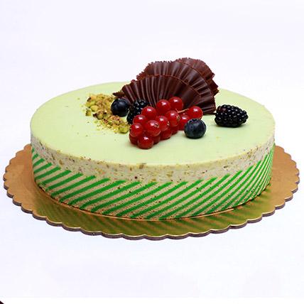 Luscious Kifaya Cake: Send Cake to Qatar